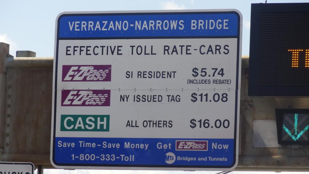 File 2015-04 Toll Sign For Verrazano Bridge