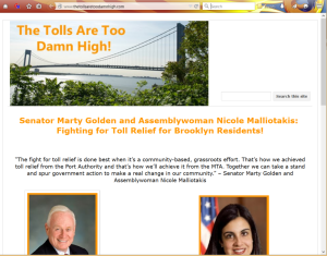 This web site is not a parody page.
