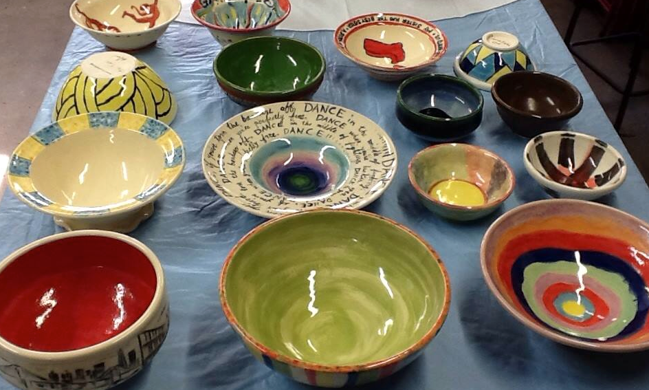 Empty Bowls Bay Ridge