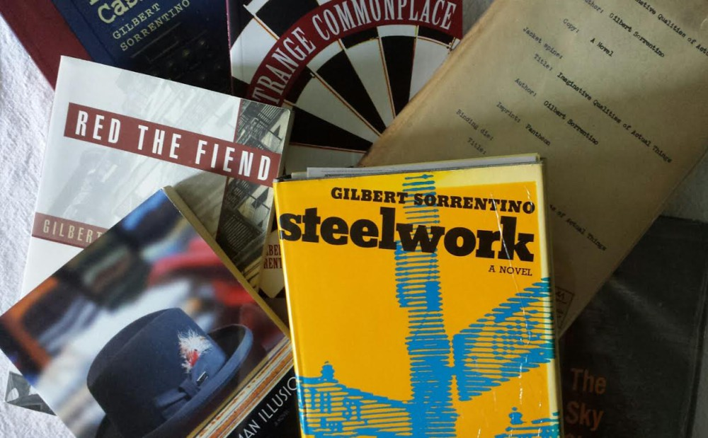 Gilbert Sorrentino books about Bay Ridge and elsewhere