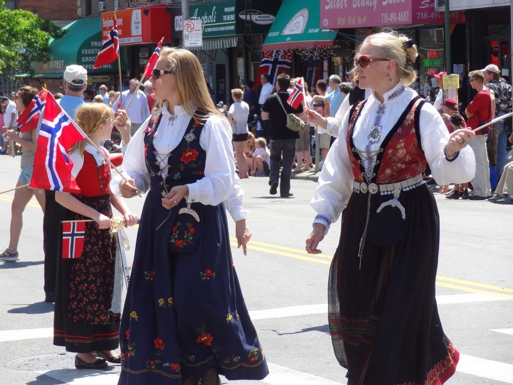 2012 Norwegian Day Parade