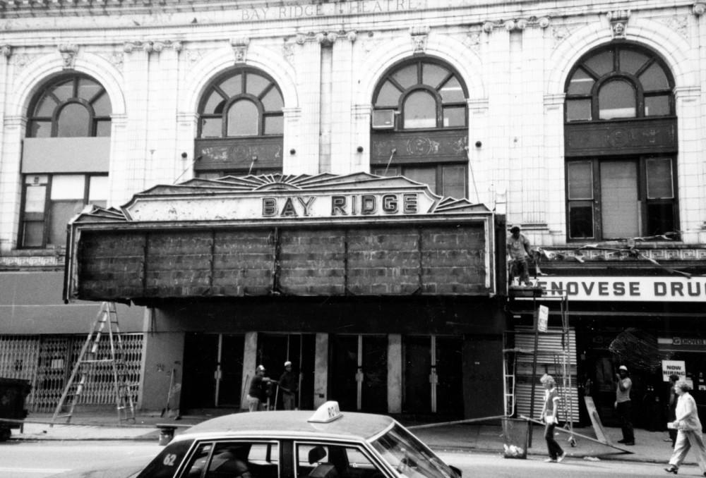 The Bay Ridge Theater, Third Avenue, in Brooklyn