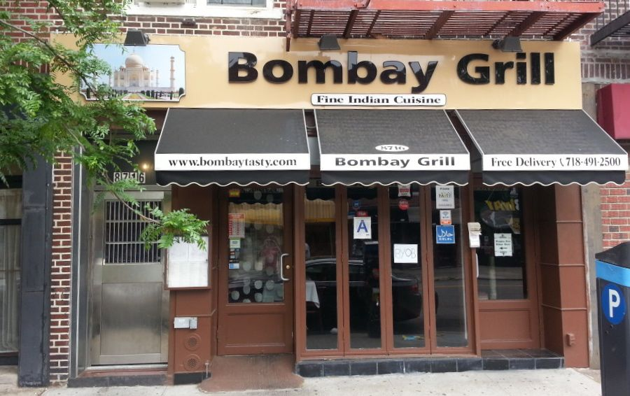 Bombay Grill, an Indian restaurant in Bay Ridge