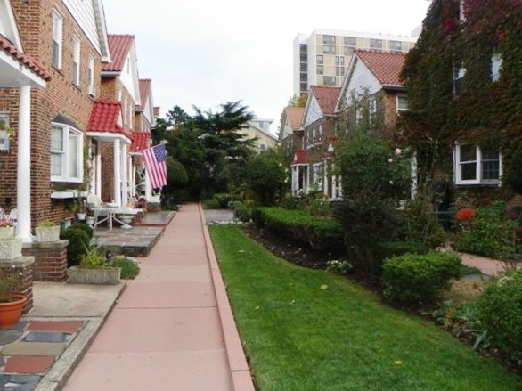 Colonial Gardens in Bay Ridge