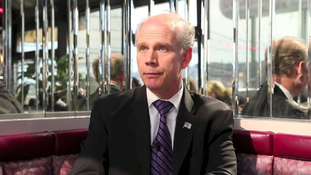 Staten Island District Attorney Dan Donovan