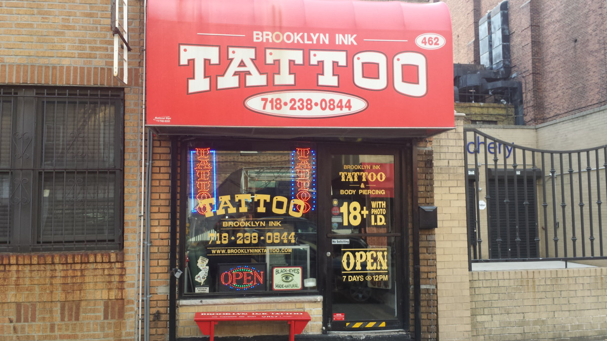Brooklyn Ink