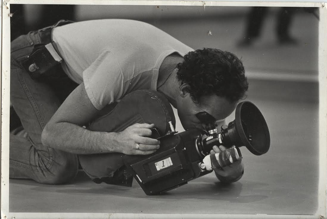 Tom McDonough cameraman
