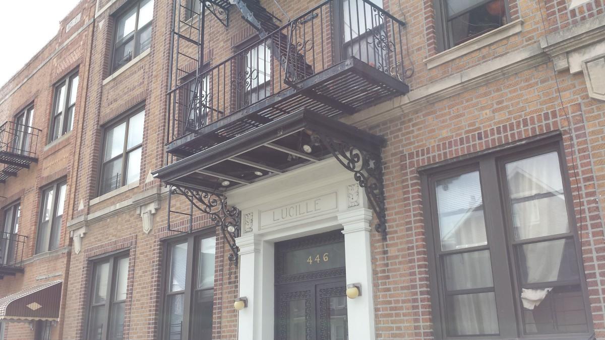 Gilbert Sorrentino's Childhood Home