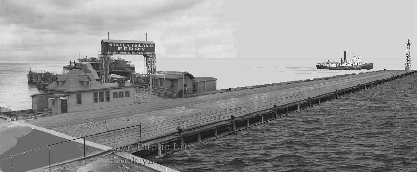 The 69th Street Pier and Ferry Terminal
