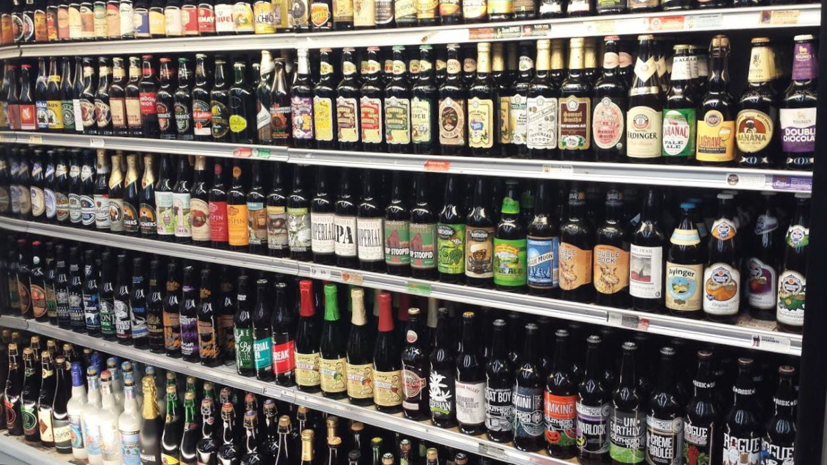 how to buy beer store franchise