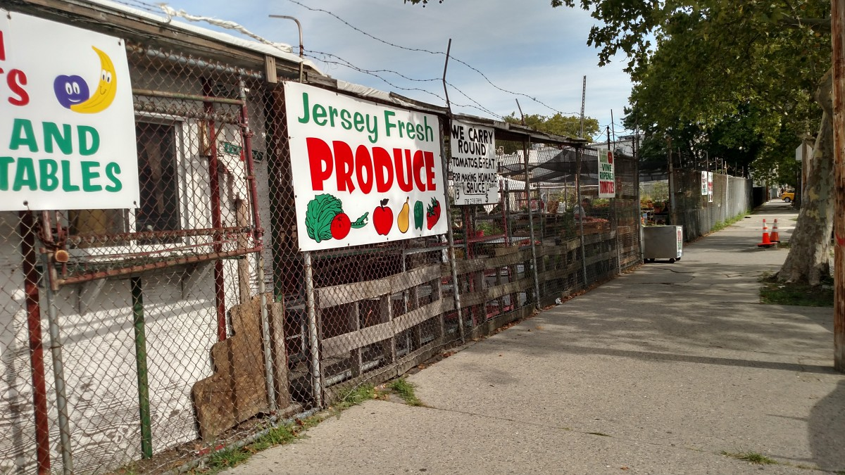 Brooklyn Wholesale Market