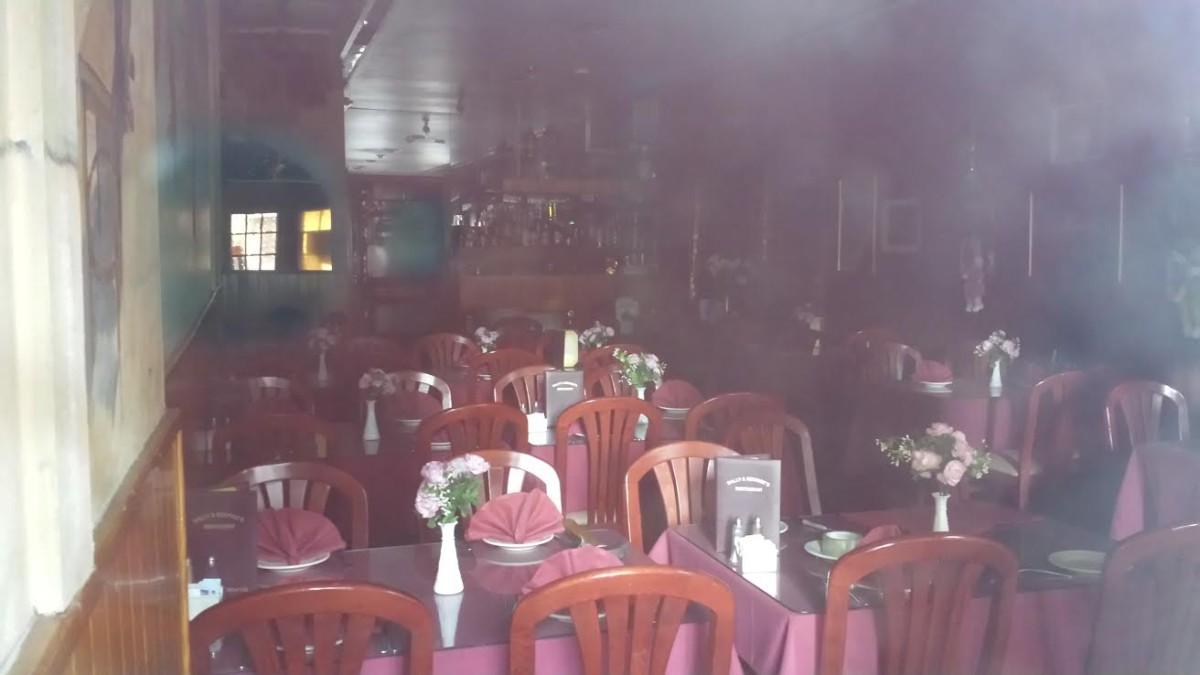 Sally & George's Dining Room