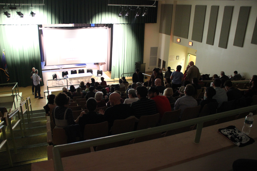 Photo of 11209 night at THE MARY WHITE OVINGTON SCHOOL courtesy of AoBFF