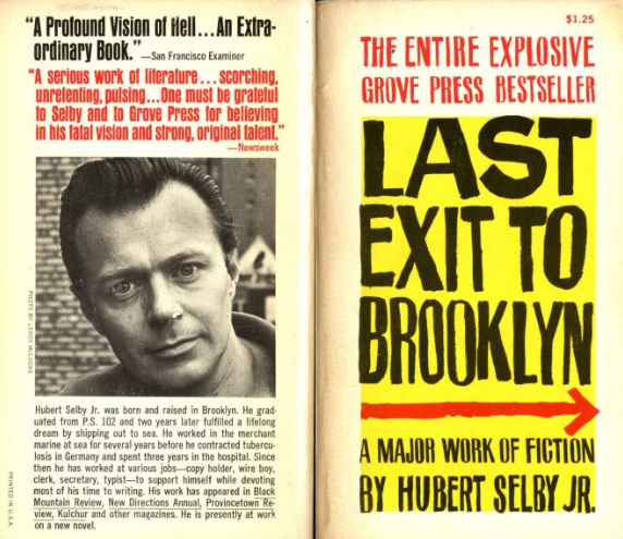 Last Exit to Brooklyn cover