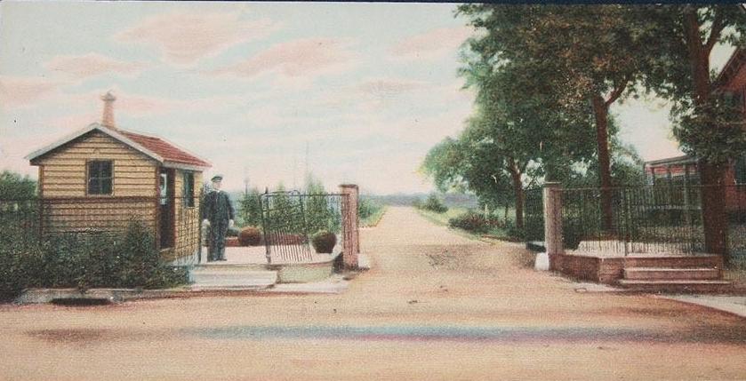 Fort Hamilton Entrance