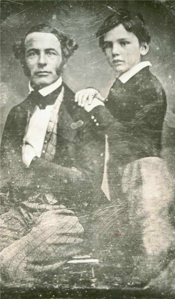 Robert E. Lee 1845