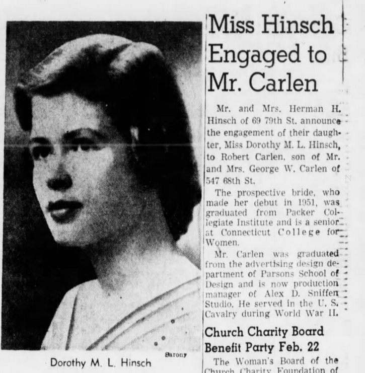 Dorothy Hinsch