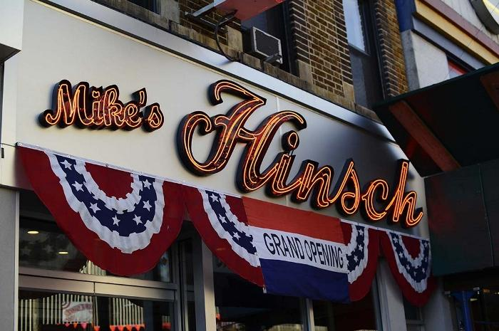 Mike's Hinsch's