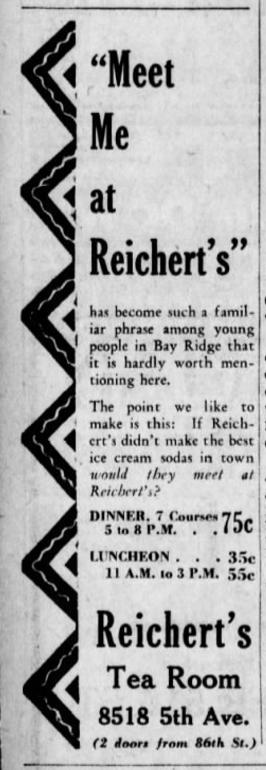 Reichert's ad