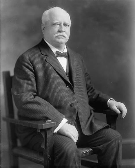 Congressman William E. Cleary