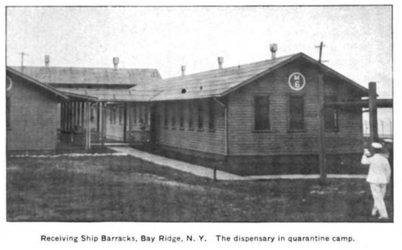 Shore Road Barracks