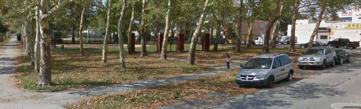 Sixth Avenue Leif Ericson Park