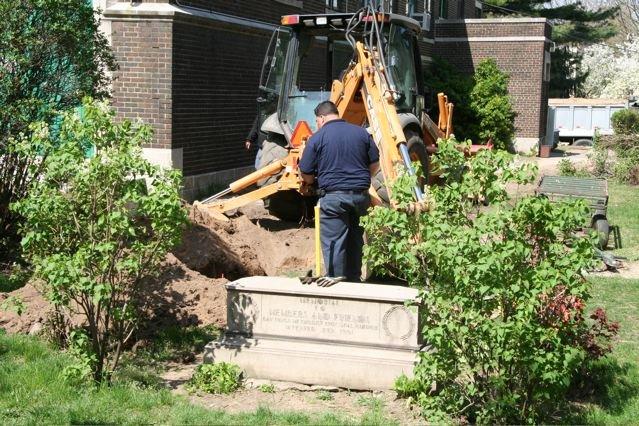 Exhuming the Bay Ridge Methodists