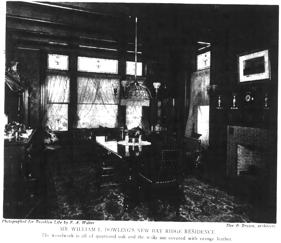 Dowling House Interior