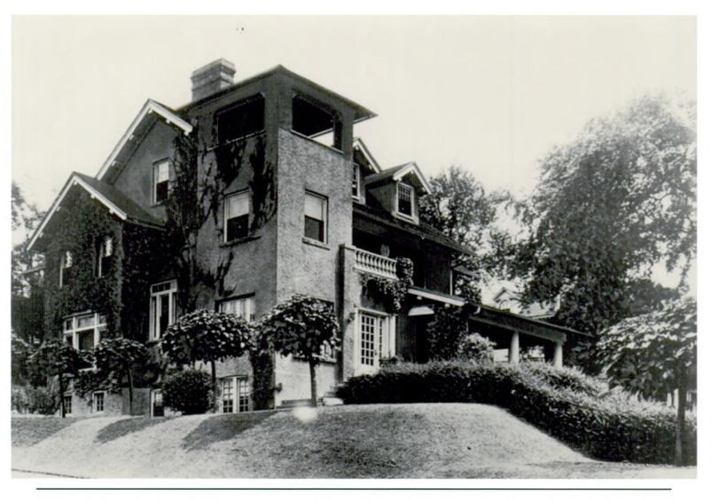 Dowling House in Bay Ridge