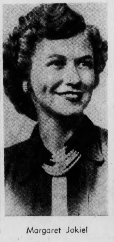 Margaret Jokiel portrait