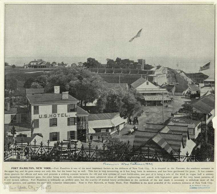 Fort Hamilton Village