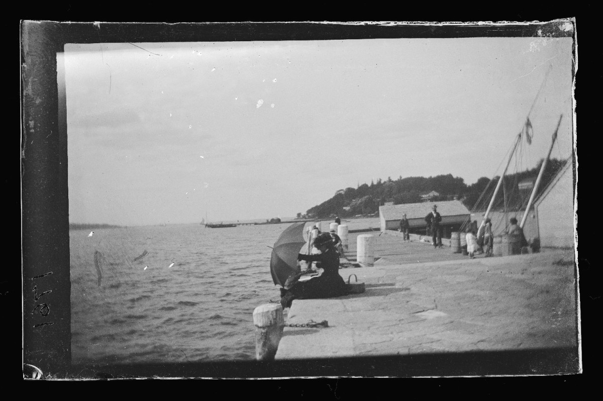 Fort Hamilton dock