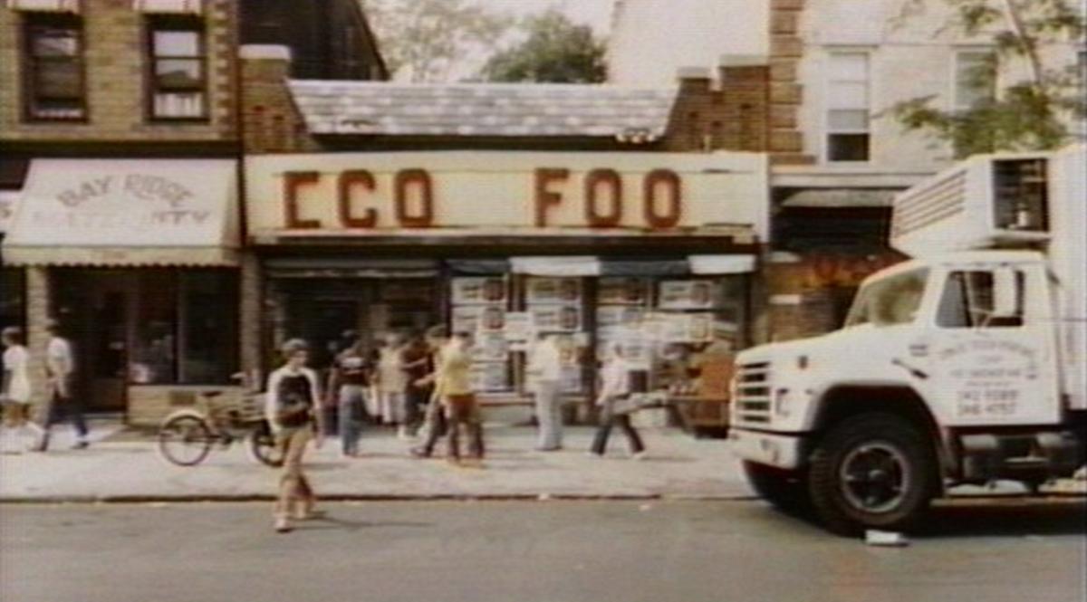 Eco Food 1980s