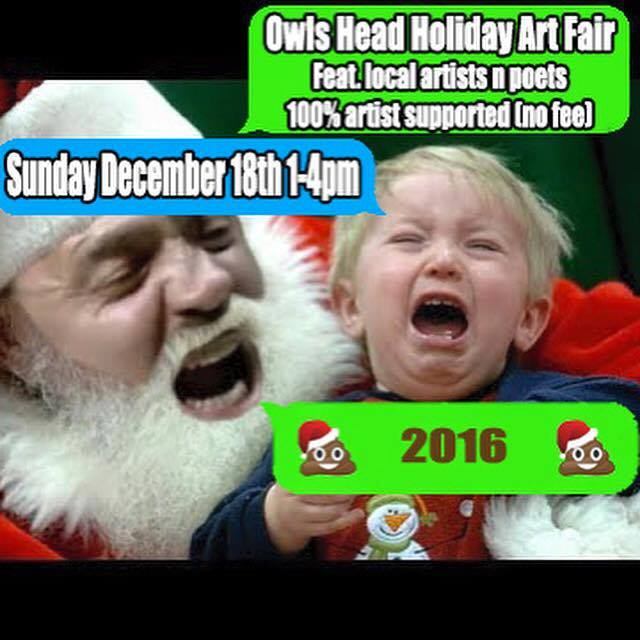 Owl's Head Holiday Art Fair