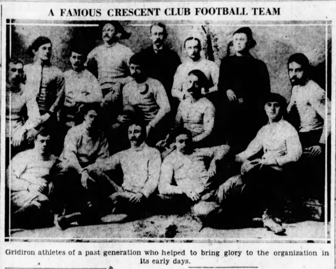 Crescent Club football team