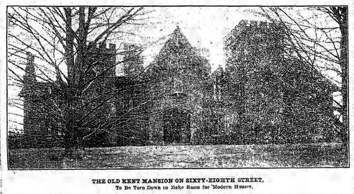 Edward Kent home