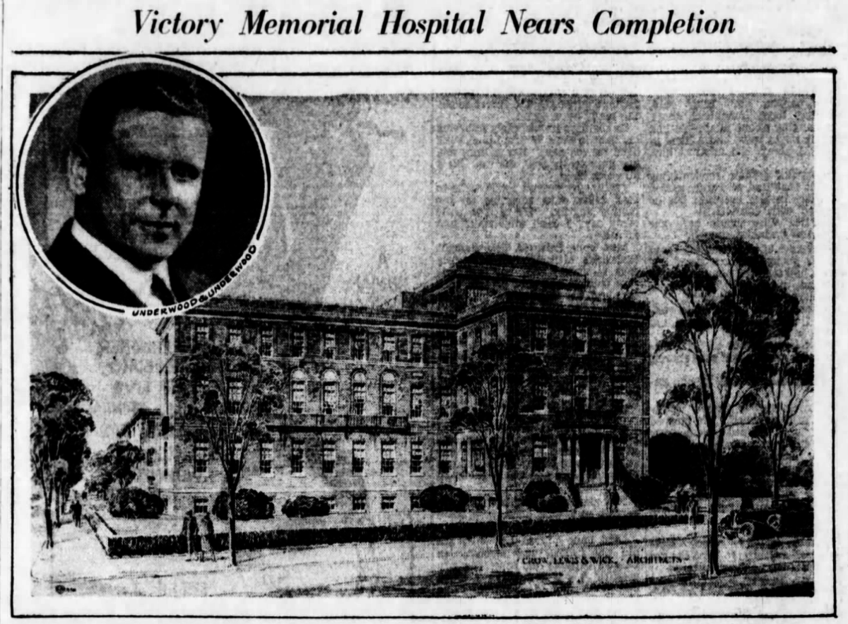 Victory Memorial Hospital
