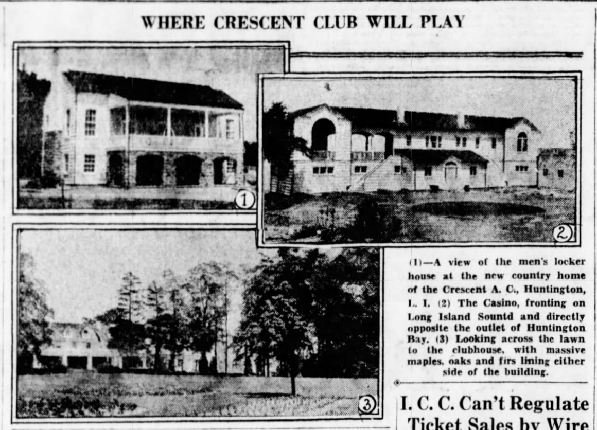 Huntington Crescent Club