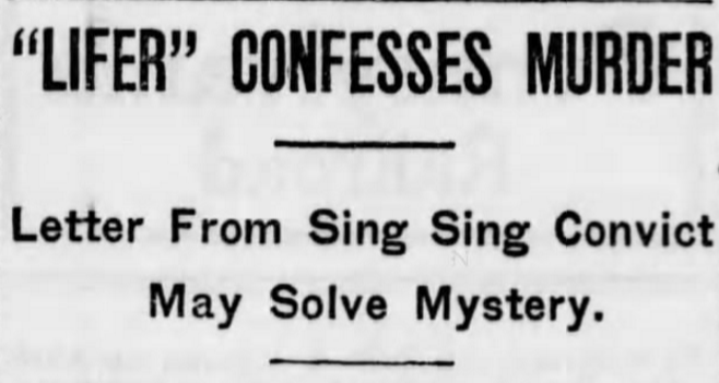 John Kilbride confession