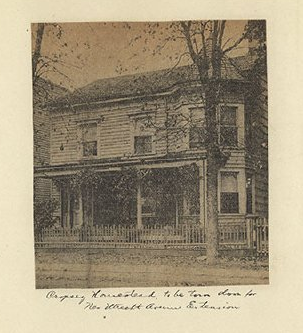 Cropsey Homestead