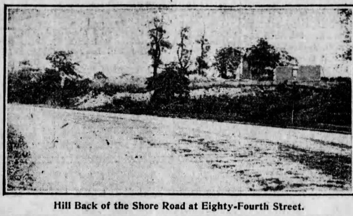 Shore Road and 84th Street