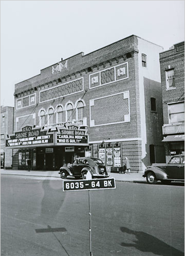 Shore Road Theater