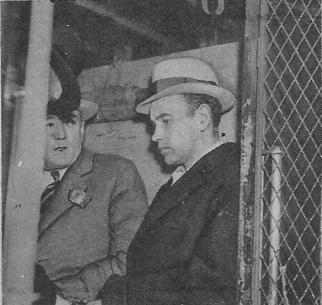 Thomas McFarland Brooklyn murderer