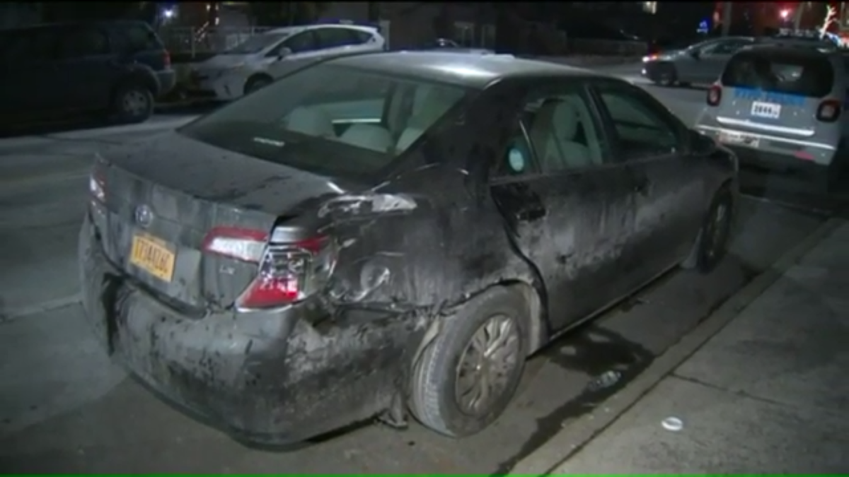 Helen Malinowski crash