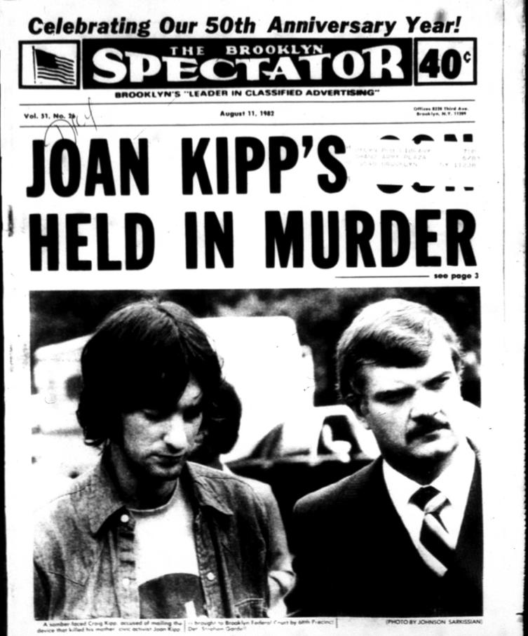 Craig Kipp arrest