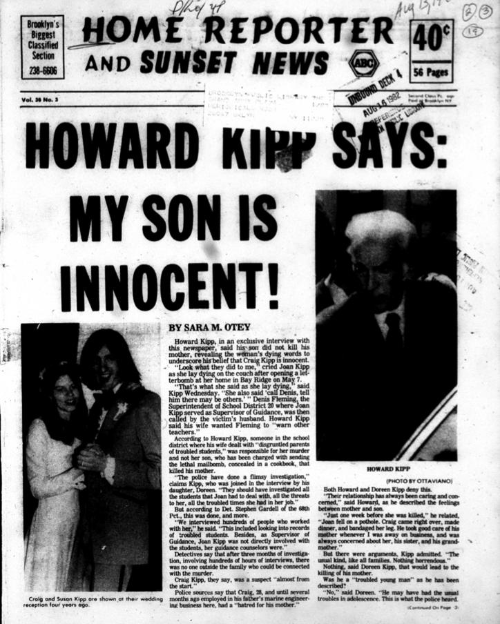 Howard Kipp Craig Kipp