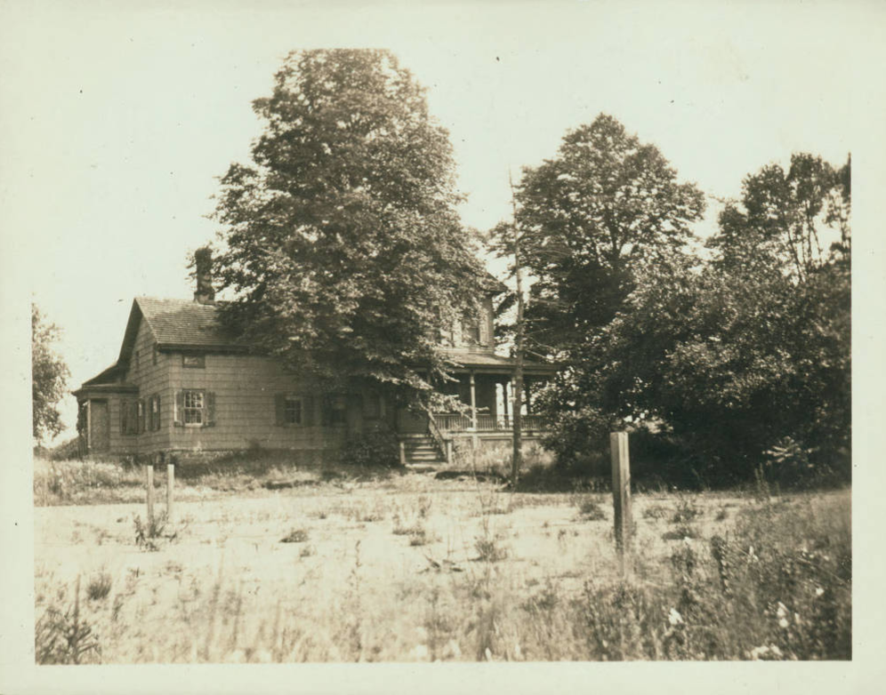 Teunis Bergen house