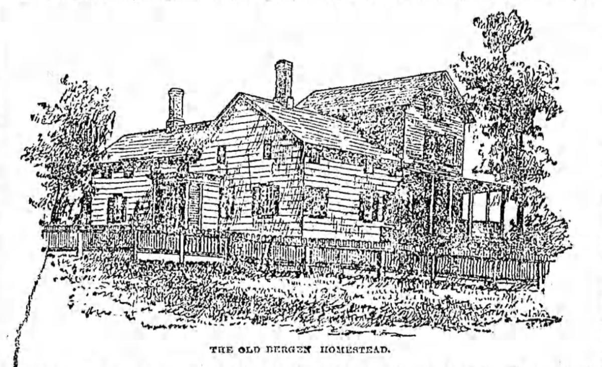 Teunis G. Bergen house