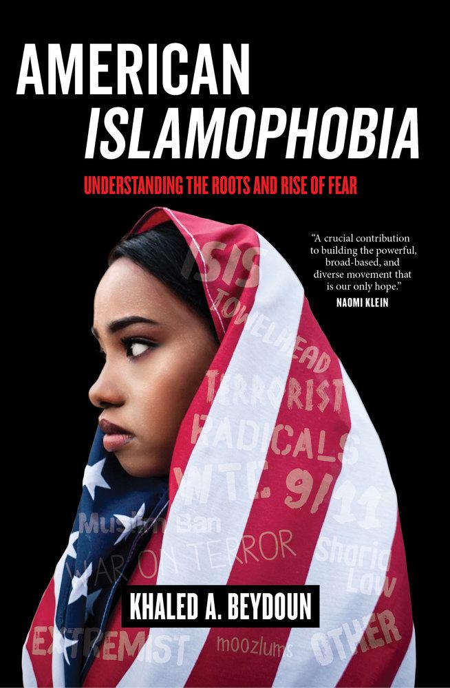 American Islamophobia book cover