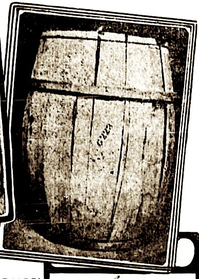 Madonia barrel
